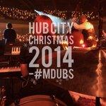 Hub City Christmas night one was fantastic! #mdubs #HCC14 http://t.co/tpov0JiNbo