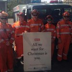 All we want for #Christmas is you. Drive safe on our roads this holiday season. @SA_SES @MACofSA http://t.co/nLXxR4klbP