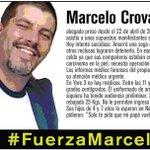 Pedimos tu palabra de apoyo al abogado Marcelo Crovato, defensor de estudiantes. #fuerzamarcelo http://t.co/5QjwJfhC3m