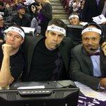 Headband Bros. #DMCtoNYC #SacramentoProud http://t.co/IcRQv4j1OJ
