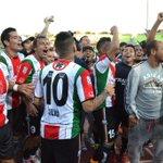 """LIBERTADORES"" Palestino goleó a Wanderers en Valparaíso y clasificó al torneo continental http://t.co/49yg4mLiZT http://t.co/uqe6piwcuI"