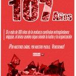 107 años de la matanza en la escuela de Santa María @Fel_Valdivia  @gabrielboric @UNE_Chile  @izqautonoma http://t.co/wkfuYhRtvq