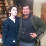 #Los80 con el amigo Félix... http://t.co/68XxOzXKyL