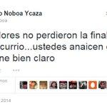 Antonio Noboa: Mis jugadores no perdieron la final... algo extraño ocurrió http://t.co/nbTwP1xl4D http://t.co/pAUzukFEp5