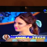 Querida sobrina sos tan talentosa @angelatorresok ! Orgullosos de vos ! Te queremos ! ????❤️ http://t.co/mUyoXy2De6