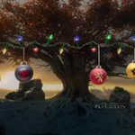 The Weirwood Tree is decorated... @GameOfThrones http://t.co/1WvYbMjwOE