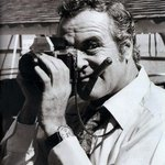 Jack Lemmon, American actor and musician, with a Nikon F. http://t.co/AsCHxMoRdN