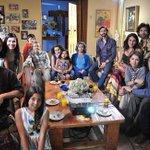 Grande familia #herrera por hacerme recordar hermosos momentos vividos en la época de #Los80 @Los80Oficial http://t.co/jFTyIP5eYw