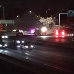 Cranston RI: Rt 95 North at Rt 10 Rollover. Second Accident in the High Speed Lane http://t.co/rZffPdQf0K