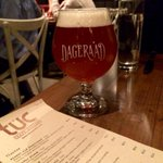 Our Belgian-style Amber is now on tap @TucCraftKitchen! #greatfood #craftbeer #Vancouver http://t.co/pSDOx7f4Q2