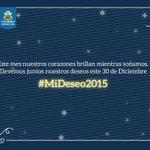 #MiDeseo2015 bendiciones a todos http://t.co/RaE7Xjw4mn