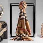 バーバリーが贈るクリスマスギフト、カシミアマフラーや新作バッグなど - http://t.co/8DiUD6gov2 http://t.co/Cqu7koZr1l