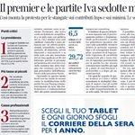 La partita Iva: sedotta e abbandonata da Renzi http://t.co/G1w4SemNNR