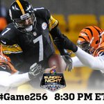 FLEX ALERT: @Bengals vs. @Steelers in Week 17 has been moved to 8:30pm ET. #Game256 http://t.co/83z1PmPDAS