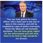 Jon Stewarts take on police in America. #NYPD #NYPDShooting #NYPDLivesMatter #Seattle http://t.co/ZfZfg2MgQq