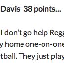 Serge Ibaka on Anthony Davis 38 points: http://t.co/ehWc3pev0a