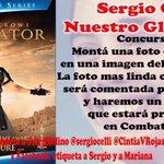 Hay tiempo hasta el 1 de enero,vamos hacer un Banner para colgarlo en la tribuna,El Gladiador de Nuestros Corazónes! http://t.co/suvAkCcqM3