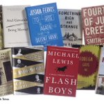 The 10 best books of 2014, from NYT critic Janet Maslin http://t.co/dnKDPj5oUe http://t.co/JpLhNM2vvB
