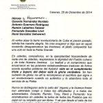 Carta del presidente @NicolasMaduro a los Cinco Héroes Cubanos http://t.co/GQEOCWKQuH