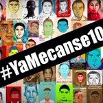 """""""@rosygflores: Aquí estamos y seguiremos #YaMeCanse10 @epigmenioibarra @padresolalinde @tiare_scanda http://t.co/wM5jEZoHit"""