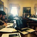 Ora in commissione #Difesa sulla ripartizione del contributo pluriennale per la tutela capacità marittima. #M5S http://t.co/WgLJ7Mdy5r