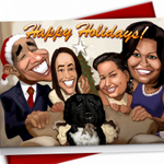 "Imagining a Christmas letter from the Obamas: ""This year has not been great."" http://t.co/iGl5DsjOBr http://t.co/D6obvtmU76"