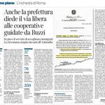 La prefettura di #Roma, attentissima ad annullare matrimoni #gay, dede lok a cooperative #Buzzi. #MafiaCapitale http://t.co/RAYALaRyVd