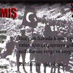 22 Aralık 1914 Sarıkamışta Donarak Şehit Olan 90 bin Mehmetçiğimizi Saygıyla Anıyoruz.. Ruhları Şad Olsun.. http://t.co/kaOKzRNRwh
