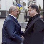 """Батька"" по вызову | Сегодня.ру Лукашенко участвует в легализации геноцида русских в Донбассе http://t.co/lcq5nGRQCQ http://t.co/B7FX1IFs2O"