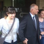 Henry Keogh walks from court after nearly two decades behind bars. @TenNewsADEL http://t.co/mhwXUPhU2o