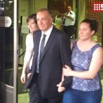 Henry Keogh walks free from court as an innocent man after nearly 20 years behind bars: http://t.co/TXHZERlAhx #9News http://t.co/GzQysgScRZ