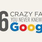 26 Crazy Facts You Probably Don't Know About Google - http://t.co/1TI3IYRmnK #Bizitalk #KPRS http://t.co/cvQSsP6Iaa