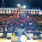 Gracias #Tunja y a todos los que hicieron real este sueño! #LaCucharitaDeOro #AguinaldoBoyacense http://t.co/0uFclZOfme