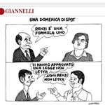 La vignetta di #Giannelli http://t.co/LSMAwf8k5u http://t.co/iWU43llCEN