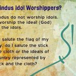 Why we Hindus worship IDOLS ? This is my Reply to the Poser by @aamir_khan in PK movie  #WeSupportPK #BoycottPK http://t.co/81XZQW7kIE