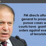 Premier says government is committed to eliminating terrorism at any cost http://t.co/le6seBLlbn #Pakistan http://t.co/53EqQfdcDj