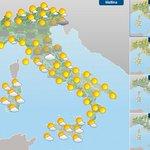 Che tempo fa. Il meteo de @la_stampa http://t.co/qCtjrGhjxc http://t.co/TZehFKAWLS
