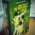 The Unquiet Ones arrived at the publishers last week! http://t.co/MIK4hK86qf