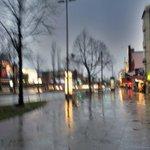 #hamburg Reeperbahn im Regen http://t.co/d0cx9gqUEC