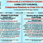 Parking options for #Cork City. Also @CorkParking are doing a fantastic job with hourly updates. http://t.co/QpUuuVNvnJ