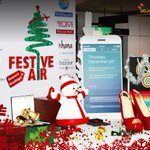 #Christmas @Delhi_Airport is also a shopper's paradise make the most of it. Define the image in one word #FestiveAir http://t.co/Rjptobnc6X