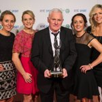 #Cork @LadiesFootball team prove theyre top team in Ireland with @RTEsport Team of Year win http://t.co/xSIN1cDgFj http://t.co/i7pnrgL7bP