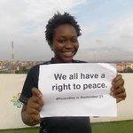 Selfies For #Peace on Peace Day #BestSelfiesof2014 @PeaceDay #TweetPeace http://t.co/0jRh3UN6Q3 http://t.co/PEIoai4YJY