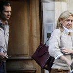 ÚLTIMA HORA: La infanta Cristina se sentará finalmente en el banquillo por 2 delitos fiscales http://t.co/3m8cJ25HLP http://t.co/JDwODXKtMU