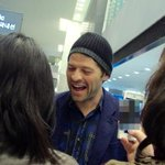 RT @raystarship . @mishacollins is coming to town!! #finally #AtLast #WelcomeToJapanMisha! #SPNFamily https://t.co/jObaslK8Sq