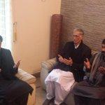 """""""@PTIKPKOFFICIAL: Imran Khan at Mohsin wadod home ##IKnPeshawar http://t.co/iQhtsYf94c"""" #iK #pti #pakistan #PeshawarAttack"""