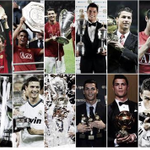 Cristiano Ronaldo has become the 1st player ever to win every domestic team/individual honour w/ two different clubs. http://t.co/8rxI3Fd9Jb