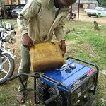 An average family man spends over 60,000 in a month on fuel, apart from the maintenance. #GMB2015 #Nigeria http://t.co/3M5qvTNo6y