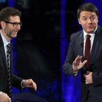Renzi: «Chi ruba ora pagherà Quirinale: ampia maggioranza» http://t.co/p5dhHohgDF http://t.co/OeXFqyhQv5