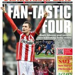 Todays @sunderlandecho front page. Oodles of derby coverage, including an eight-page special pull-out #safc http://t.co/Dyu8t0WJVI